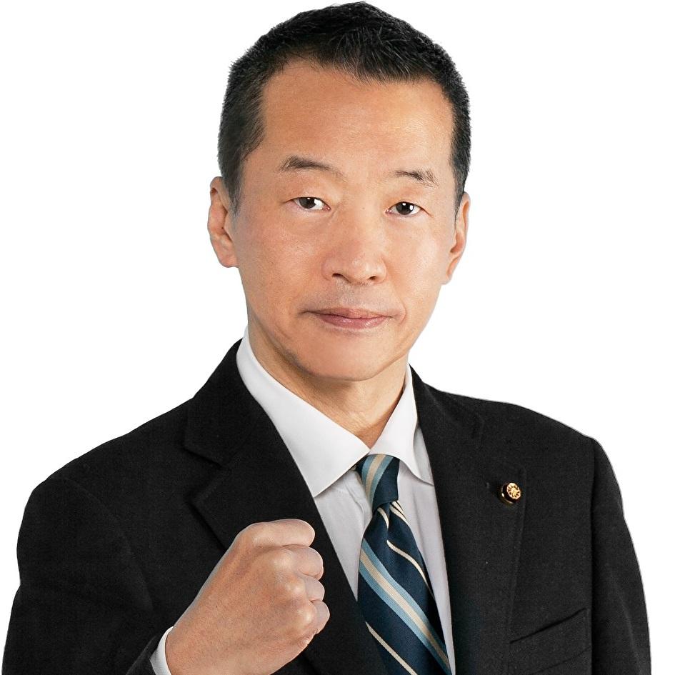 政務調査会長/上村 五美 (うえむら いつみ)